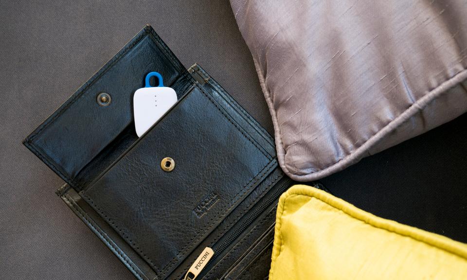 Zgubiony portfel to nie problem z lokalizatorem notiOne!