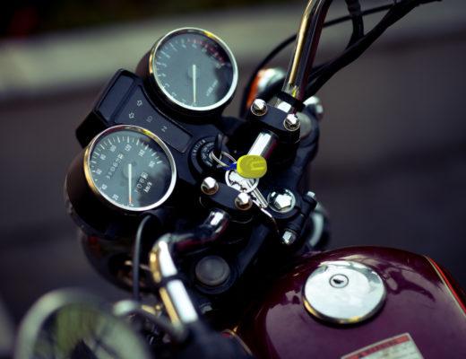 notiOne - zabezpieczenie motoru