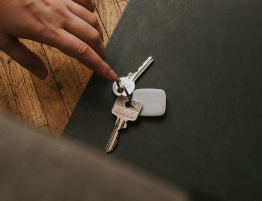 Keychain - perfect gift for anybody - notiOne
