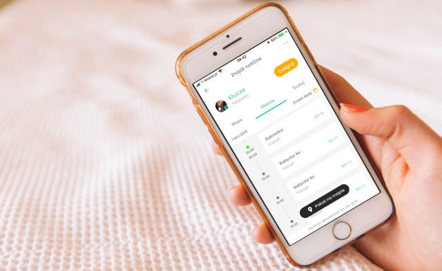 aplikacja notiOne pomoże znaleźć to, co zgubione