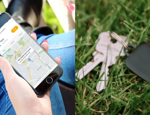 notiOne - Bluetooth tracker