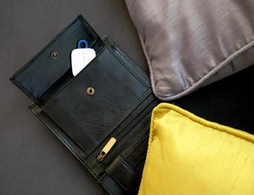 lokalizator portfela notiOne